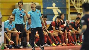 HLV Tây Ban Nha chỉ ra lý do vì sao futsal Việt Nam thua Thái Lan, Indonesia