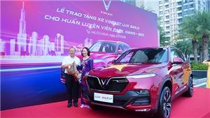 HLV Park Hang Seo nhận thưởng lớn sau trận hòa Thái Lan