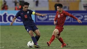 Thái Lan chờ đọ sức tuyển Việt Nam