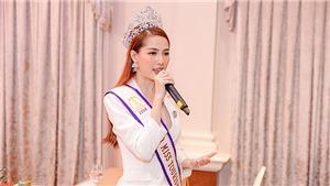Hoa hậu Phan Thị Mơ 'thổi hồn' vào giải Marathon quốc tế TPHCM
