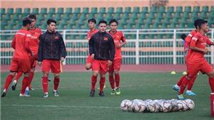 Tiền vệ Quang Hải: 'U23 Việt Nam không tự đặt mục tiêu cao để tránh áp lực'