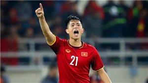 Lý do HLV Park Hang Seo 'đánh bạc' với Đình Trọng