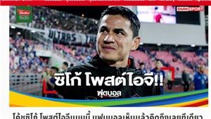 Kiatisak chỉ ra điểm yếu của bóng đá Thái Lan