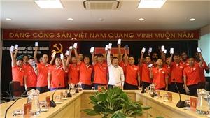 Bóng đá Việt Nam vui buồn thời Covid-19