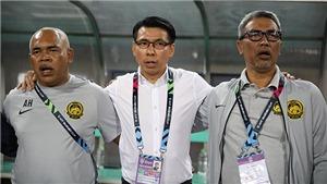 HLV Malaysia 'giữ lửa' cho học trò trước khi quyết đấu tuyển Việt Nam