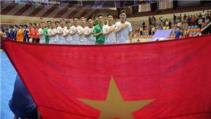 Futsal Việt Nam chưa được chào đón dù bóng đã lăn ở Turkmenistan