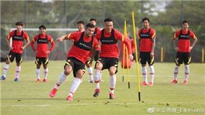 Bóng đá Trung Quốc sắp trở lại sau kỳ nghỉ dài