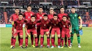 Vì Thai League, Thái Lan không tính tới AFF Cup 2020