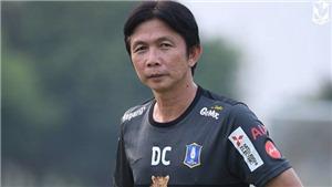 Huyền thoại HAGL đau đầu vì Thai League