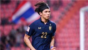 'Sao' U23 Thái Lan gia hạn hợp đồng với đội bóng từng chơi Ngoại hạng Anh