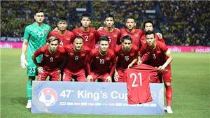 Thái Lan quyết tổ chức King's Cup 2020