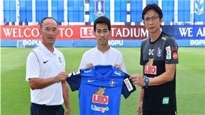 Cựu tiền vệ HAGL được đầu tư 'khủng' tại Thai League