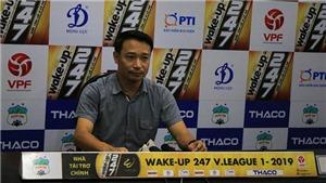 'Cối xay' HLV V-League chưa dừng lại