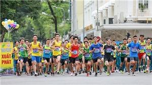 Hơn 1000 VĐV dự Giải Việt dã truyền thống TPHCM 2020