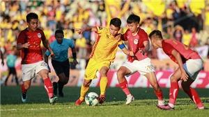 Thanh Hoá lại đau đầu với HLV Fabio Lopez
