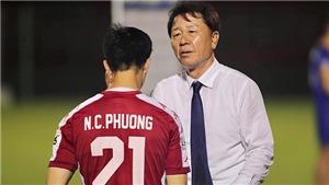 HLV Chung Hae Seong lý giải về chấn thương của Công Phượng