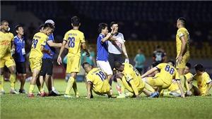 Nam Định và những lần V-League lao đao vì đội bóng bỏ giải