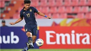 Sao trẻ ghi bàn vào lưới U22 Việt Nam được AFC tôn vinh