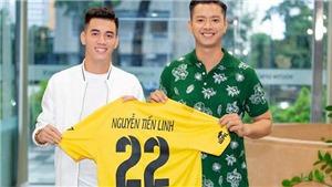 FC Nghệ Sỹ xin lỗi CLB Bình Dương vì tự ý ra mắt Tiến Linh