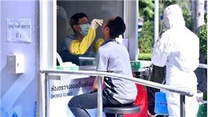 Thai League vẫn thi đấu dù có cầu thủ nhiễm Covid-19