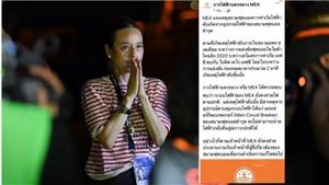 Thái Lan phạt nặng đội bóng của nữ Chủ tịch