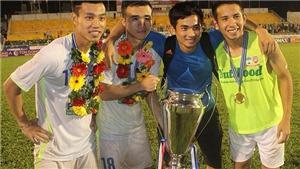 HAGL cho mượn cựu sao U19 Việt Nam