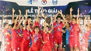 PVF bứt phá để vô địch U15 quốc gia