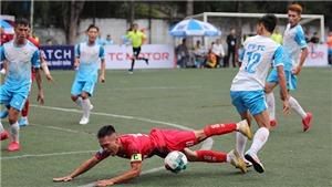 Đồng đội Công Phượng thua ngày khai mạc giải Ngoại hạng Sài Gòn