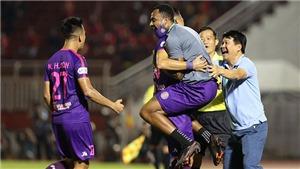 Sài Gòn FC 'mất giá' với HLV Vũ Tiến Thành