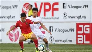 Cầu thủ HAGL gặp khó khi cạnh tranh vị trí ở tuyển Việt Nam