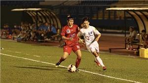 Than khoáng sản Việt Nam đoạt hạng ba giải bóng đá nữ VĐQG