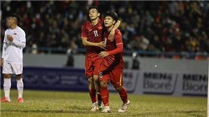 Đức Chinh và 'câu trả lời' cho HLV Park Hang Seo