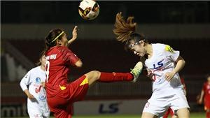 TP.HCM và Hà Nội Watabe đua vô địch giải bóng đá nữ VĐQG