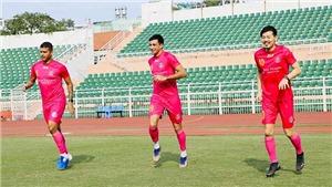 HLV Vũ Tiến Thành 'nói cứng' với Sài Gòn FC