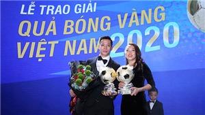Quả bóng vàng Việt Nam mơ World Cup
