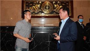 Quang Hải vắng mặt tại Gala trao giải Quả bóng Vàng Việt Nam