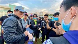 Sài Gòn FC khốn khổ với di sản của HLV Vũ Tiến Thành