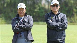 HLV Vũ Tiến Thành chia tay Sài Gòn FC