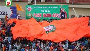 HLV Park Hang Seo gây bất ngờ với sân tập mới