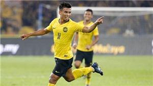 'Sát thủ' tuyển Malaysia báo tin vui cho HLV Tan Cheng Hoe