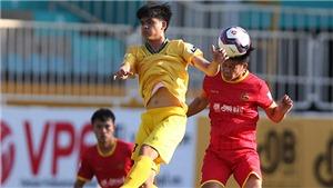 Cầu thủ HAGL gặp khó với HLV Park Hang Seo