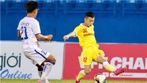 Tranh cãi trọng tài ở giải U19 quốc gia