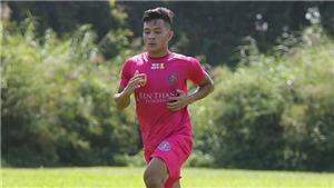 Cựu tuyển thủ U23 Việt Nam nhận thẻ đỏ sau 10 phút vào sân