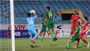 Sài Gòn FC khổ vì ngoại binh già