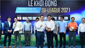 Bầu Đức góp mặt tại SV-League