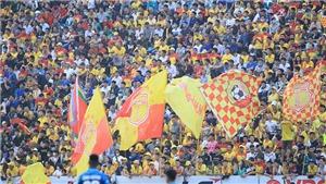 HLV TPHCM chê Nam Định 'đá xấu' như 20 năm trước