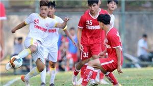 U19 HAGL dễ bị loại sớm