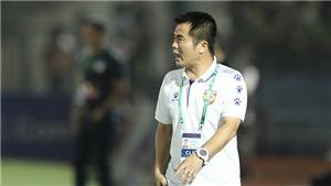 HLV Phạm Minh Đức chia tay Hồng Lĩnh Hà Tĩnh