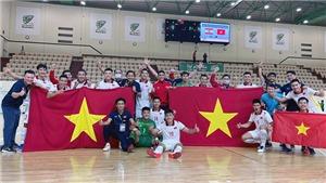 Bốc thăm Futsal World Cup 2021: Chung bảng Brazil, Việt Nam vẫn sáng cửa đi tiếp