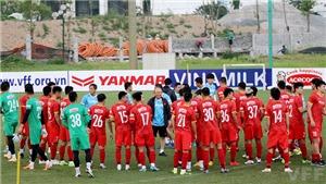 V-League đá tập trung và bài toán cho HLV Park Hang Seo